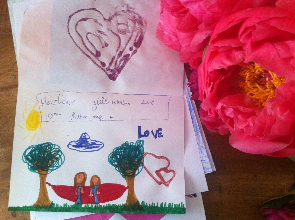 Muttertagsbrief