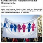 zwei erfinder und ein mädchen ::: das urteil des bundesverfassungsgerichtes zum adoptionsrecht für homosexuelle paare