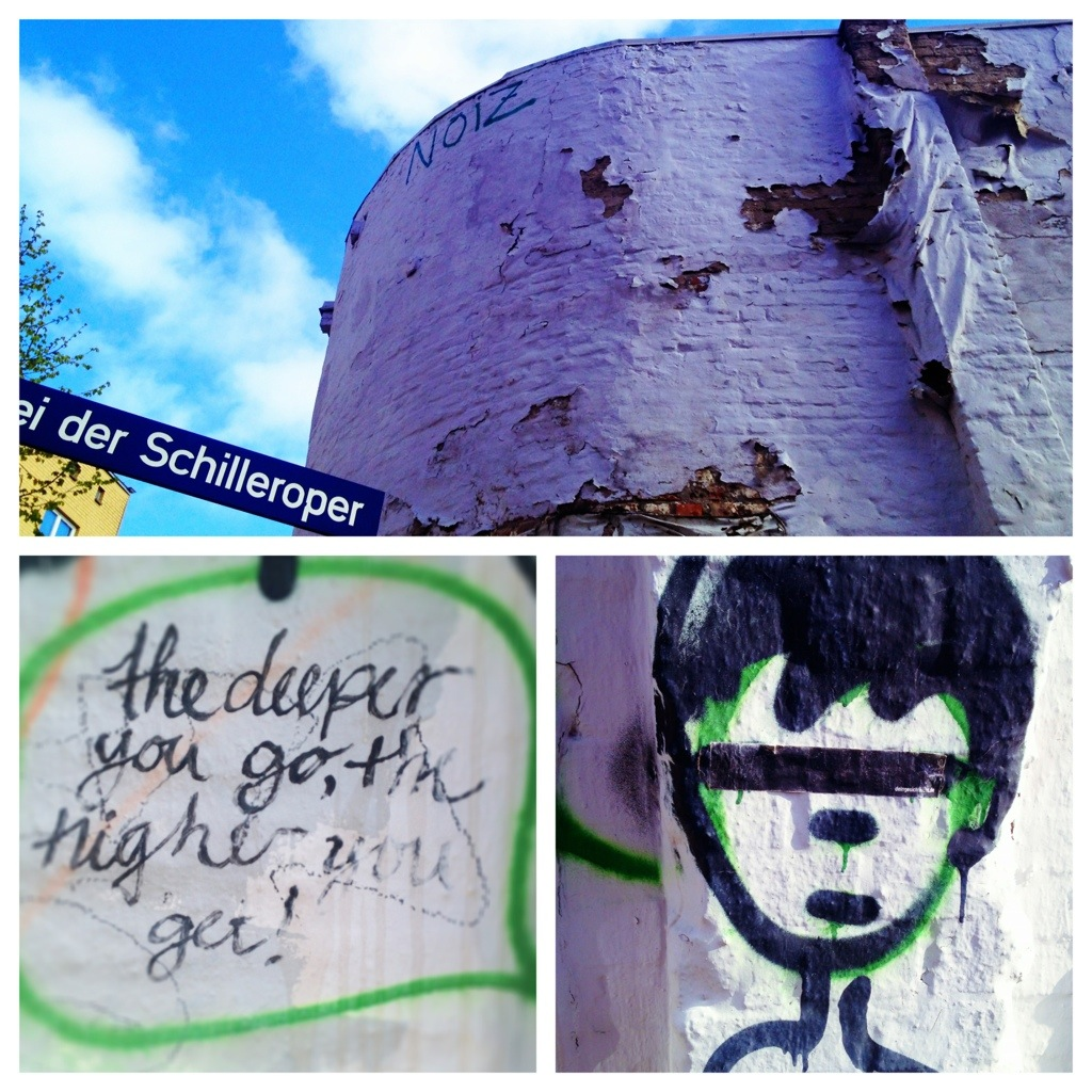 Streetart, Graffitti, Betahaus, Hamburg