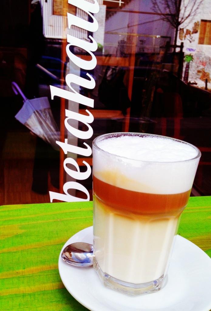 Betahaus Hamburg: Kaffeepause