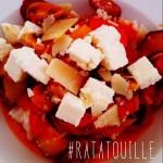 provence meets ostsee in der sommerküche ::: ratatouille mit frischem rosmarin