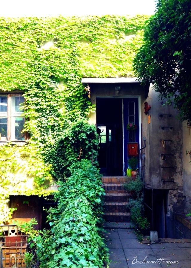 Remise, Hinterhof, Berlin, Friedenau