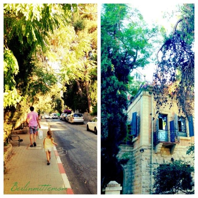 Jerusalem mit Kindern, Wohngebiet, Katamon, Israel, Reisetipps, Reisebericht