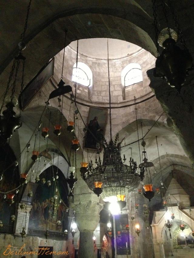 Grabeskirche, Jerusalem mit Kindern, Israel, Reisetipps, Altstadt von Jerusalem