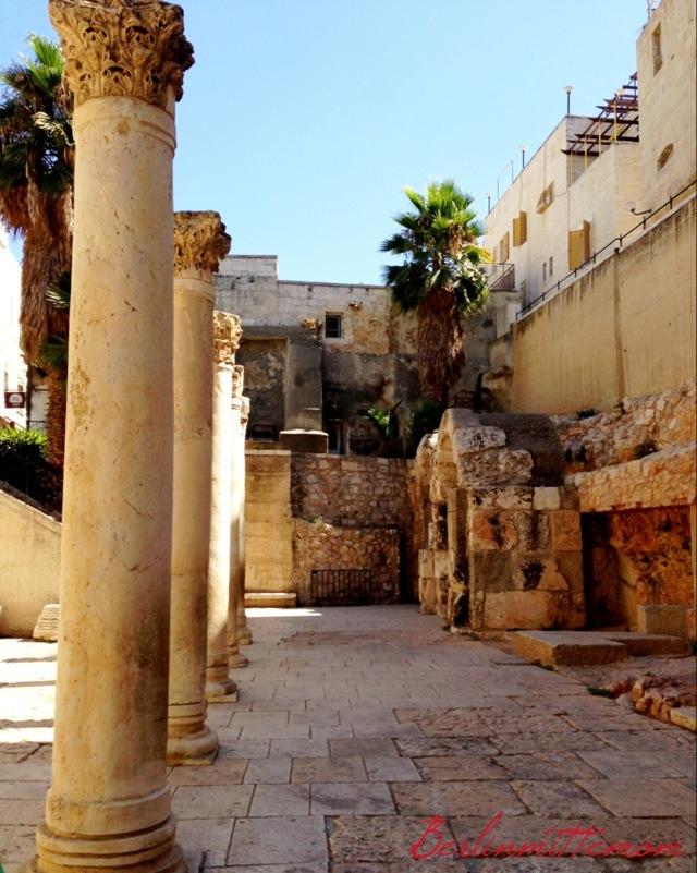 Cardo, Jüdisches Viertel, Altstadt von Jerusalem, Israel, Reisetipps, Tipps, Jerusalem mit Kindern,
