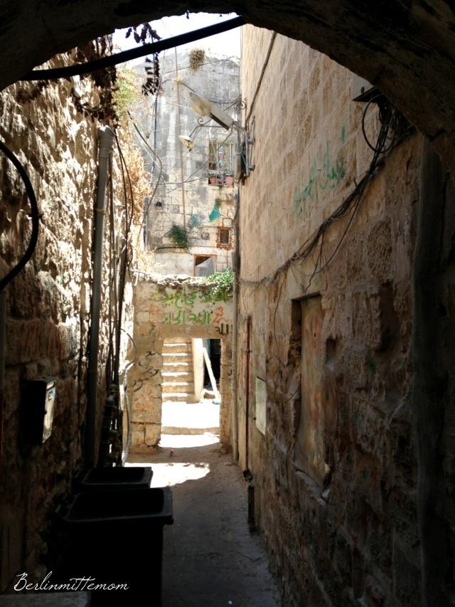 muslimisches viertel, Altstadt von Jerusalem, Jerusalem mit Kindern, Israel, Reisetipps