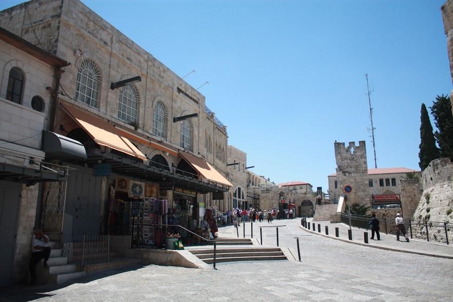 Jaffa-Gate, Jerusalem mit Kindern, Israel, Reisetipps, Reisen mit Kindern, Altstadt von Jerusalem