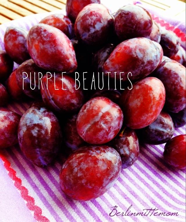Purple beauties, Pflaumen, plums, Pflaumenkuchen mit Streuseln, Blechkuchen, Obstkuchen, Streuselkuchen, Lieblingsrezept, Rezept, Rezept von Oma, Schwiegermutter