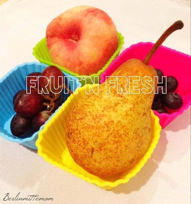 Blogger Aktion Pausenbrot, Kindertafel, Kinderarmut, Obst, gesund
