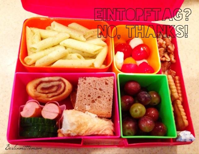 Bento Giveaway, Laptoplunches, Eintopftag, Bento Box