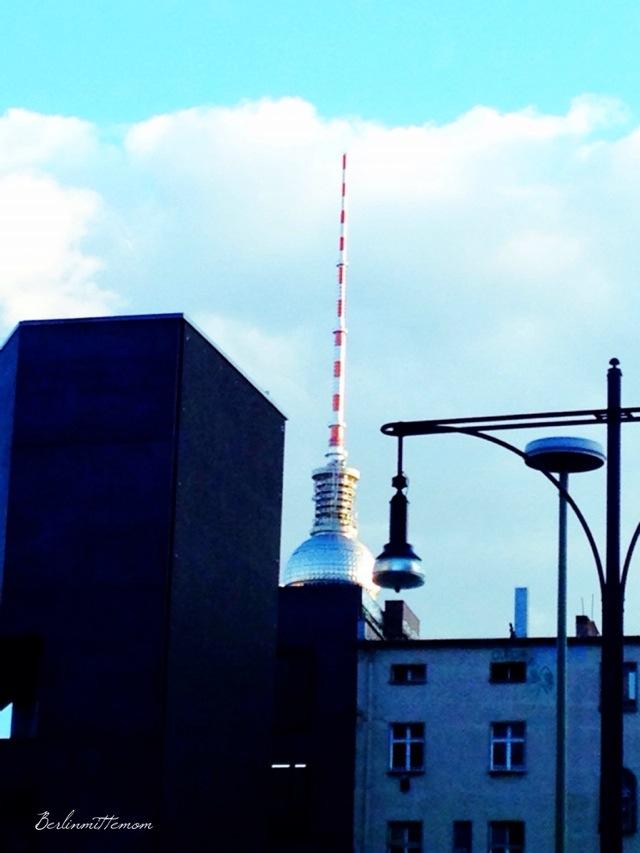 Mini Auszeiten, TV Tower, Berlin, Fernsehturm
