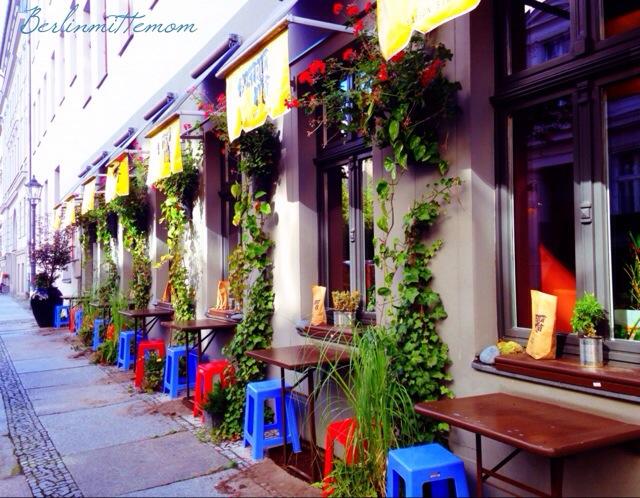 District Mot, Saigon Streetfood, Vietnamese Kitchen in Berlin