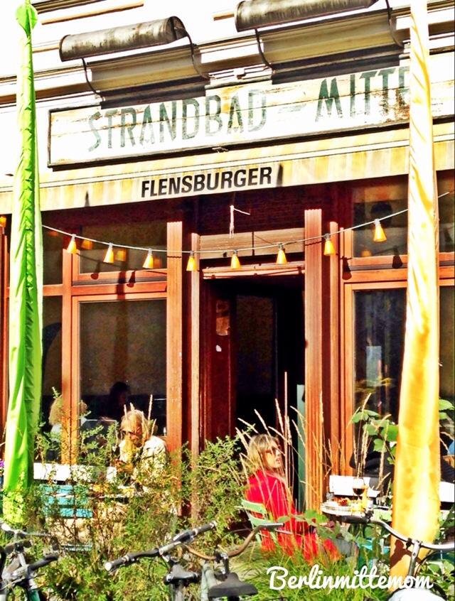 Strandbad Mitte, Berlin Mitte, Scheunenviertel