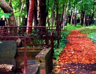 Streifzug, Friedhof, Colours, Herbstfarben