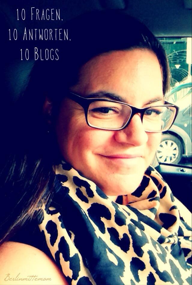 getaggt, 10 Blogs, 10 Fragen, 10 Antworten