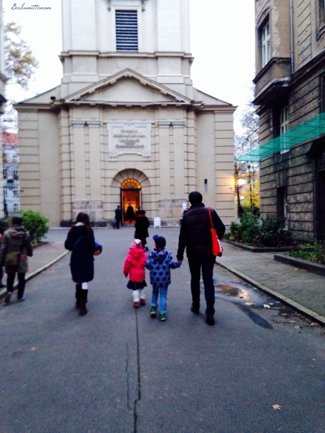 Sankt Martin in Berlin, Sophienkirche, Familie