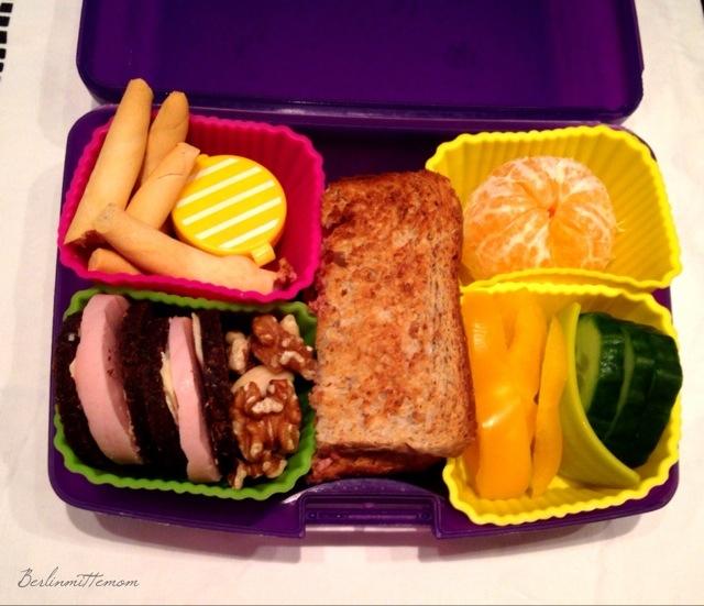 12 von 12, Bentobox, Brotdose, Schulfrühstück