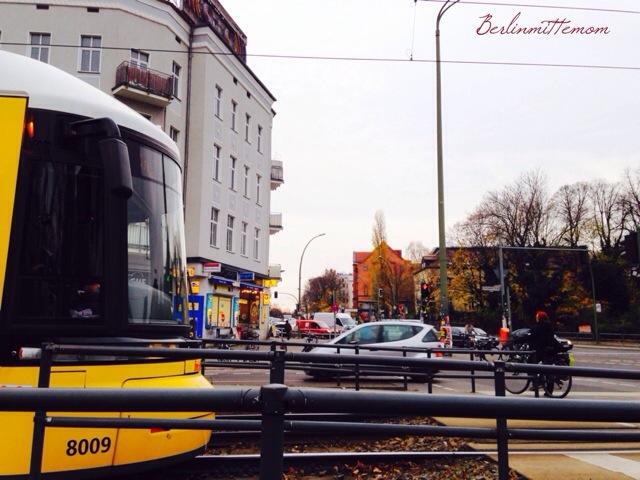 12 von 12, Königstor Berlin