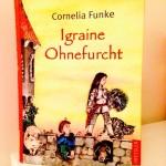 book love ::: igraine ohnefurcht, ein rittermädchen mit zauberkräften