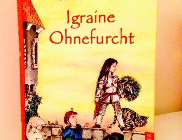 Igraine Ohnefurcht, Cornelia Funke, Kinderbuchtipp