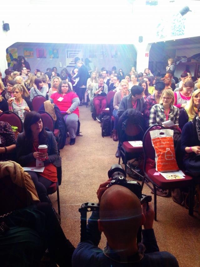 Blogst Konferenz 2013, #blogst13, Key Note, Bloggerkonferenz