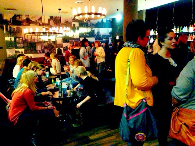 Blogst Konferenz, #blogst13, Motel One, Bar