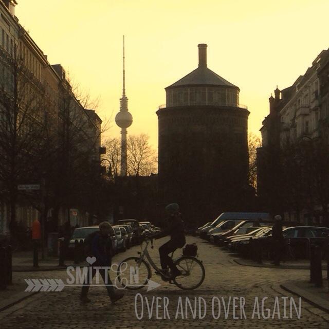 Dankbarkeit statt Sachen, Berlinliebe, Fernsehturm, Wasserturm