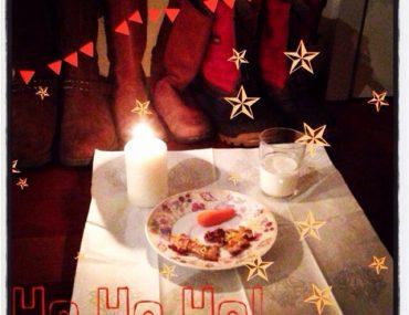 Dankbarkeit statt Sachen, Tag 5, Nikolaus