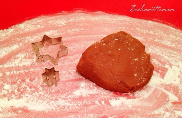 Schoko-Orangen-Sterne, Rezept, Tag 9. Adventschallenge