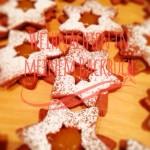 tag 9 der adventschallenge ::: christmas bakery und schoko-orangen-sterne