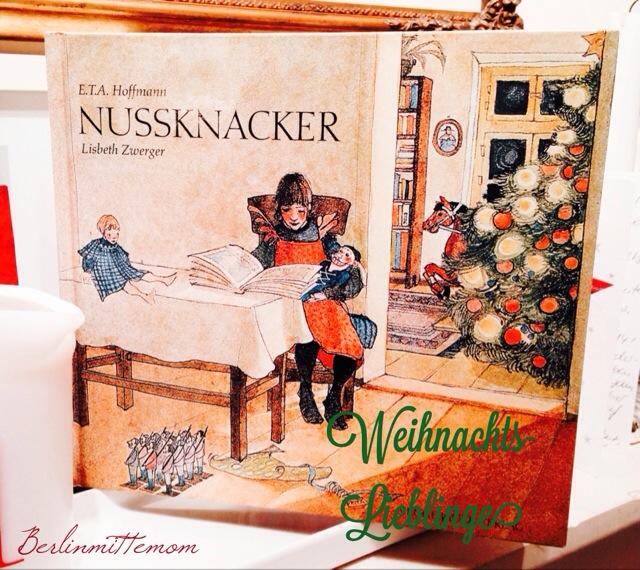 Weihnachtsbücher für Kinder, Nussknacker und Mäusekönig, E.T.A. Hoffmann, Lisbeth Zwerger
