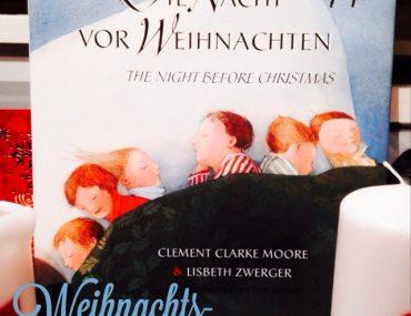 Weihnachtsbücher für Kinder, Die Nacht vor Weihnachten,