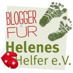 blogger für helenes helfer ::: dankbar, dass ich helfen kann!
