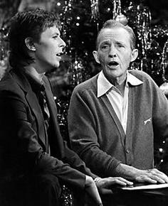 Bowie's Little Drummer Boy, Bing Crosby, 1977, Adventschallenge
