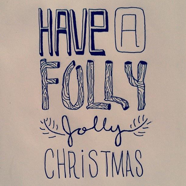 christmas folly
