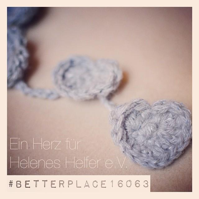 Helenes Helfer, Fundraising Challenge
