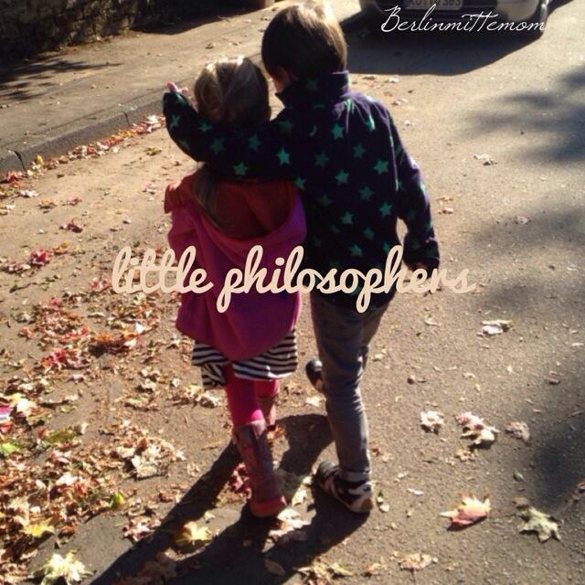 Kleine Philosophen, Kinder reden über Gott und die Welt
