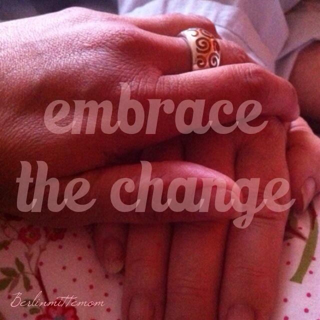 Embrace the change, Geburt und Tod, Sterbebegleitung