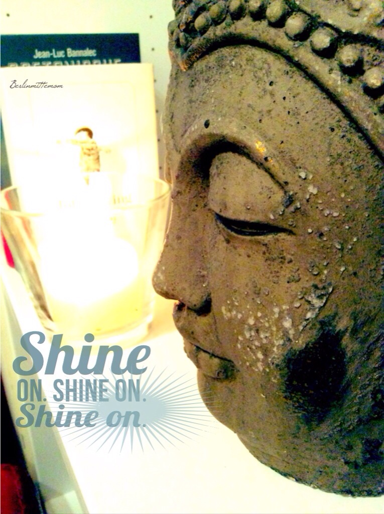 12 von 12 im Februar, Buddha