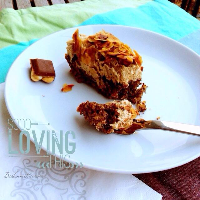 Schwedische Nusstorte, Sahnestückchen, Köstlichkeiten, Geburtstagskaffee