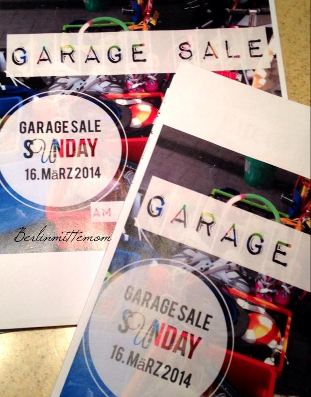 12 von 12, Garage Sale, Bloggeraktion, 12 Bilder vom Tag