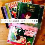 Kinderhörspiele, Kinder CDs, Erinnerungen