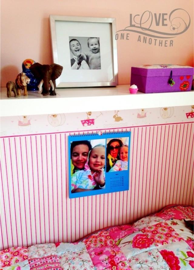 Mädchenzimmer, Kinderzimmer, pink, Einrichtung