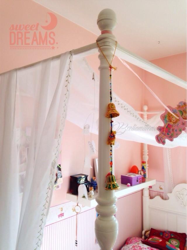 Mädchenzimmer, Himmelbett, Einrichtung, Kinderzimmer, gestalten