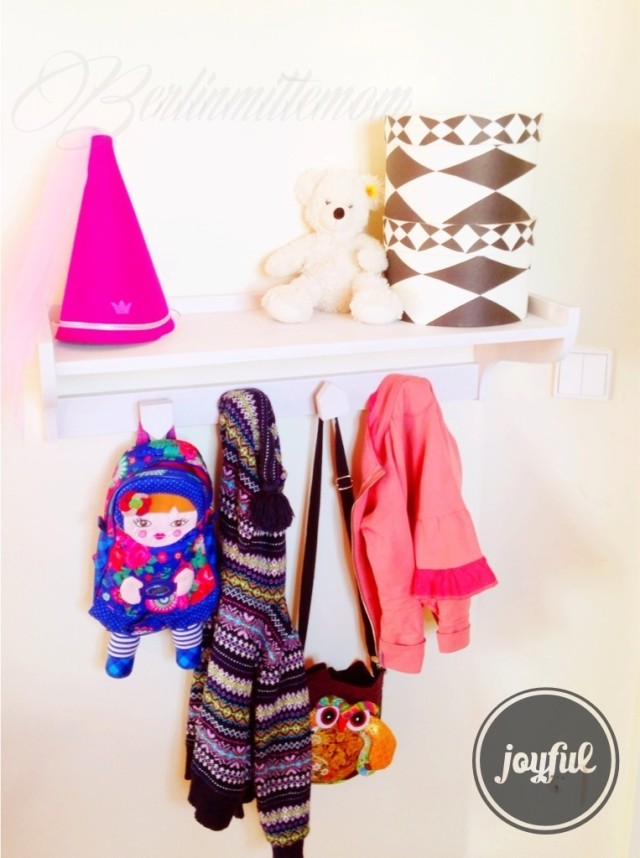 Mädchenzimmer, Kinderzimmer, pink, Einrichtung, Gestaltung