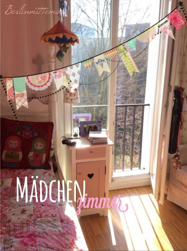 Mädchenzimmer, pink, Kinderzimmer, Einrichtung
