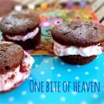 nach dem kuchen ist vor dem kuchen ::: schwarzwälder kirsch muffins
