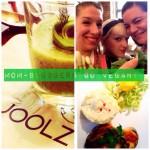 ein kochkurs, ein bloggertreffen und ein kinderwagen ::: joolz goes vegan