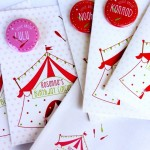 birthday circus is almost here ::: zirkuseinladungen von papierliebling