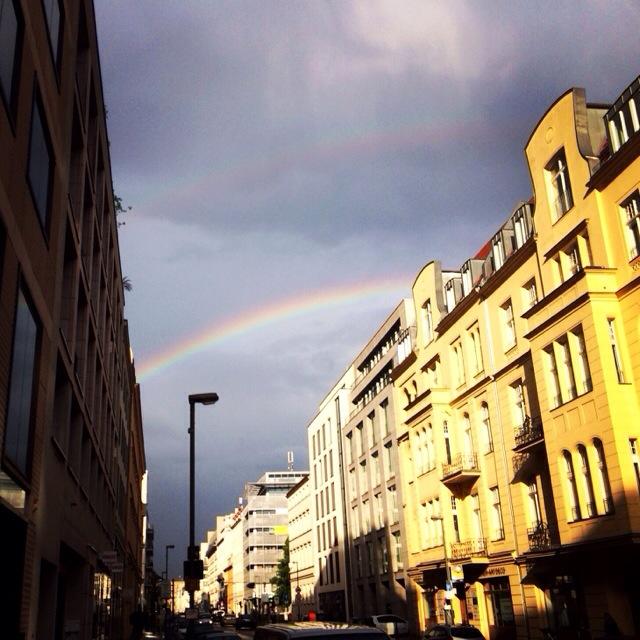 12 von 12, Regenbogen, Linkparty